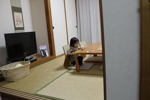 沖縄産コーストホテル_和室