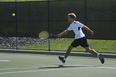 Tennis Tournament | Fall 2012