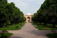 Humayun's Tomb gardens, Delhi