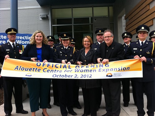 Expanded Alouette Correctional Centre increases capacity