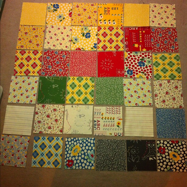 Making Beginners Patchwork Quilt Kit For Sale Beyondfabr