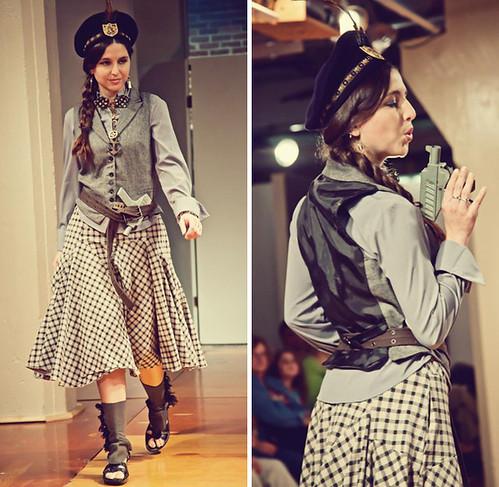 Indie Emporium 2012 Fashion Show