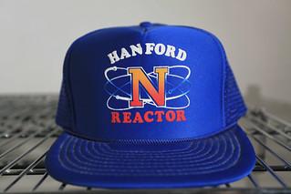 Atomic Wear: Hanford Reactor
