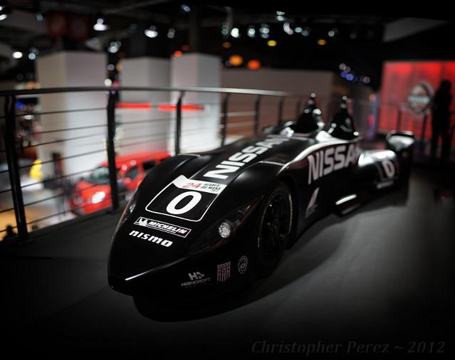 2012 Mondial de l'Automobile