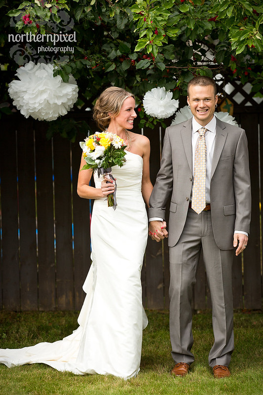 Happy Newlyweds - Prince George BC