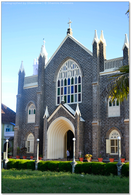 Arthunkal Church - Side View