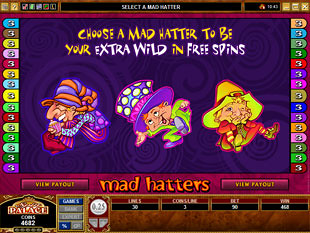 Free Alice & The Mad Tea Party Slots Machine