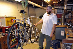 bicycle mechanic, vehicle, bicycle,