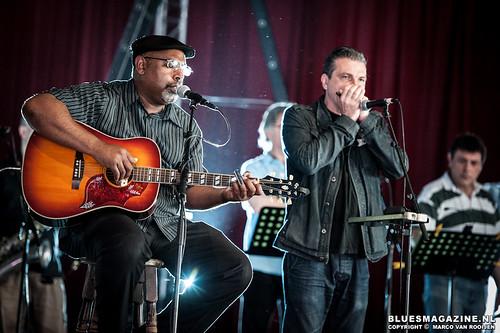 Heritage Blues Orchestra @ North Sea Jazz 2012