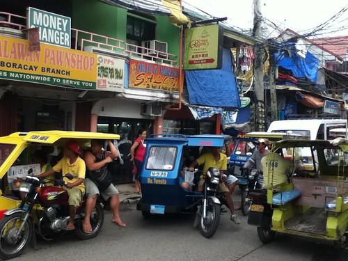 菲律宾长滩岛交通