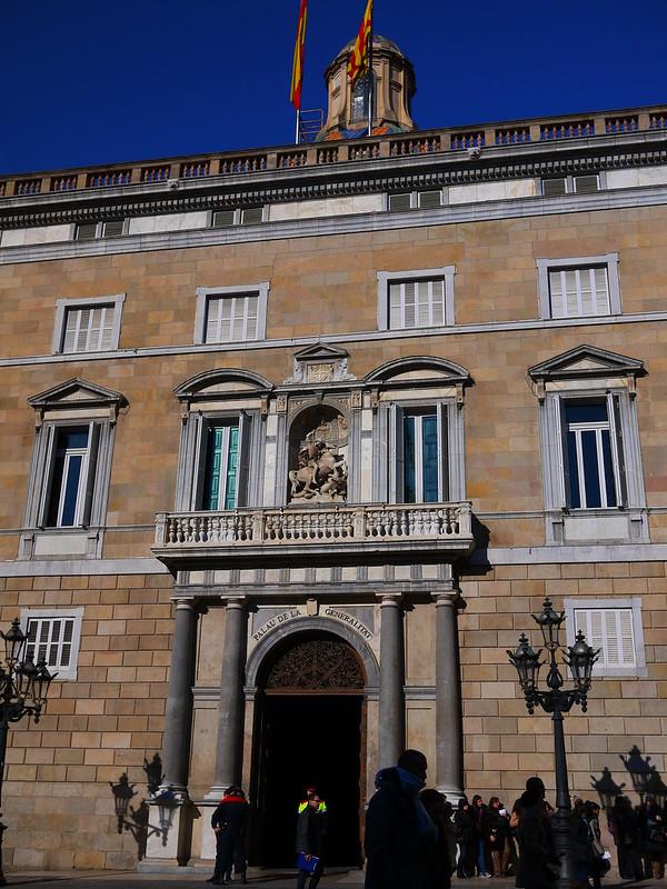 加泰隆尼亞自治政府 Generalitat