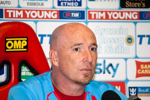 """Catania, Maran: """"Le nostre partite saranno tutte delle finali""""$"""
