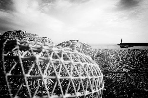 Praia da Aguda by @uroraboreal
