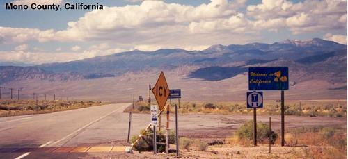 Mono County CA