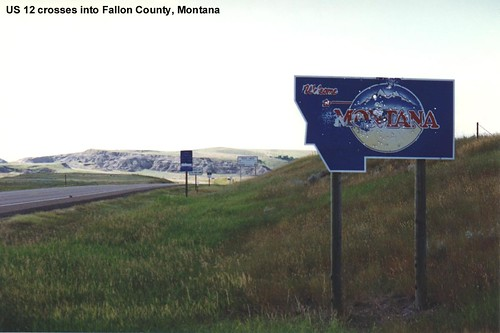 Fallon County MT