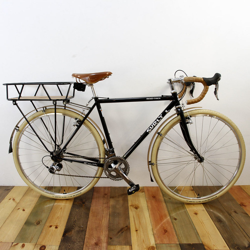 SURLY / CROSS × CHECK / ABOVE BIKE STORE CUSTOM