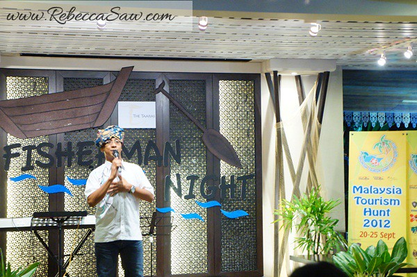 Theme Dinner & Prize giving Ceremony - malaysia tourism hunt 2012-001