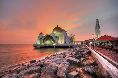 Masjid Selat, Melaka III