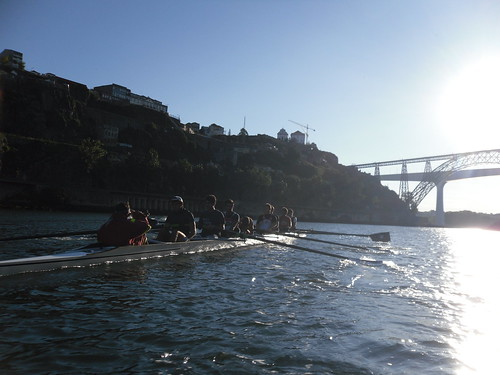 Early morning trainings @ Douro river by Manuel Jorge Marques