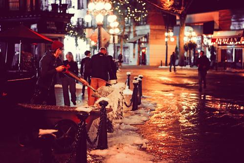 The Snowmaker