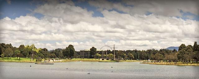 Parque simón bolivar