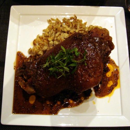 Crispy Pork Shank