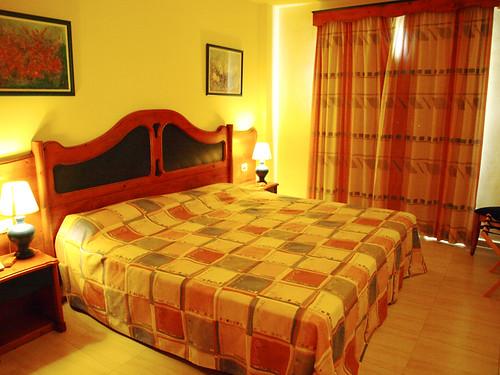 Bedroom, Hotel Las Olas, Concajos, La Palma