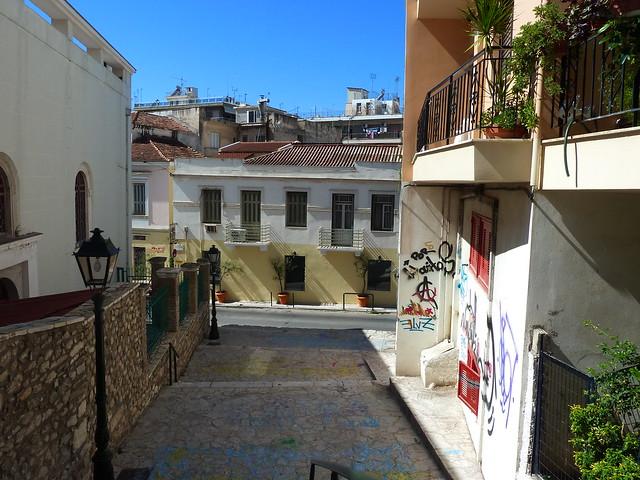 Streets of Patras