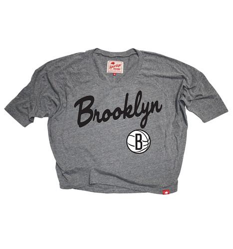 Brooklyn Nets Marshall Sweatshirt by Sportiqe Apparel
