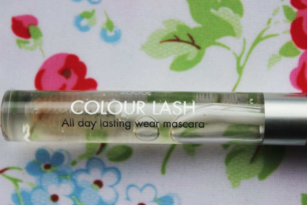 1011b87e4d7 stacey joanne marie: Review: Collection 2000 Colour Lash Mascara in Clear
