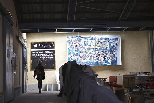 Der Eingang zur Ungergasse 24