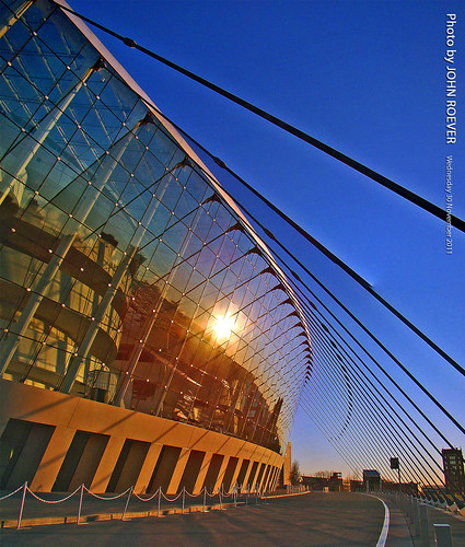 morning november autostitch panorama sun building architecture facade sunrise pano front panoramic 2011 kansascityarchitecture kauffmancenterfortheperformingarts november2011 kauffmancenter kcarchitecture