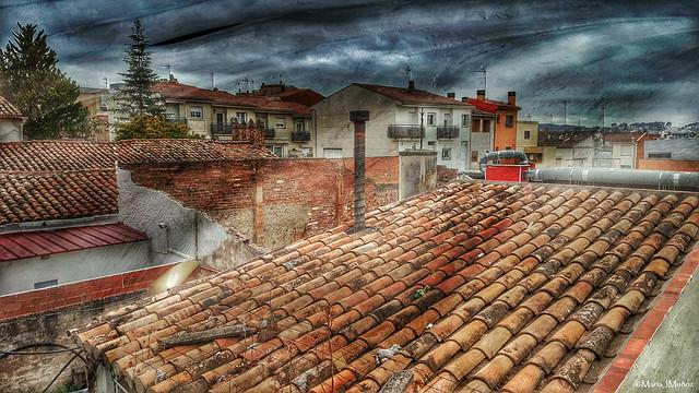 Per sobre de les teulades