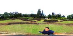 The Keaiwa Heiau - a  360º Equirectangular VRThe Keaiwa Heiau