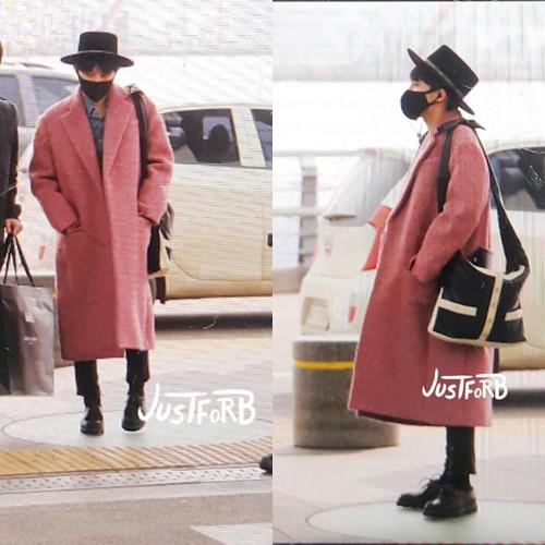 Big Bang - Incheon Airport - 21mar2015 - G-Dragon - Just_for_BB - 01