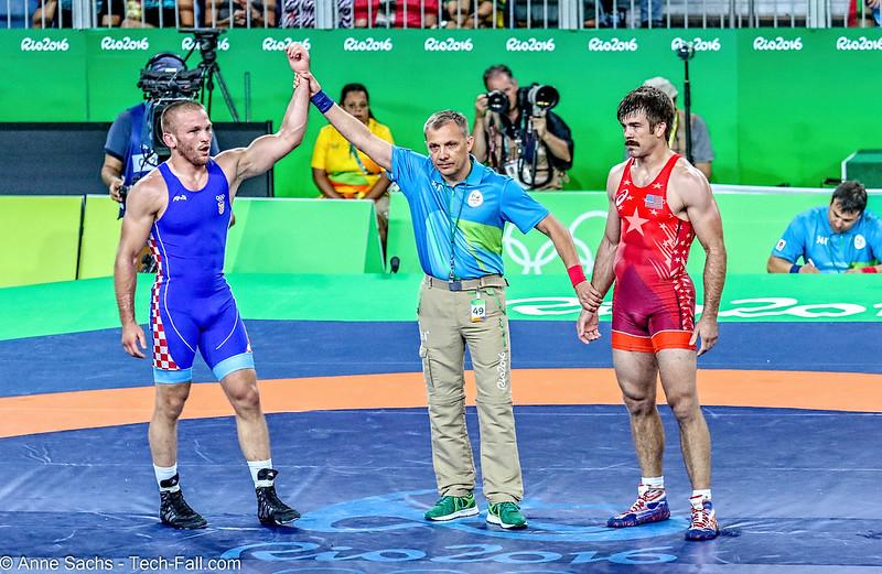 2016 Olympics Greco
