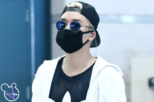 Big Bang - Incheon Airport - 15jun2015 - G_Vaby - 07
