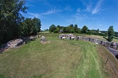 Visite du château de Blainville-Crevon