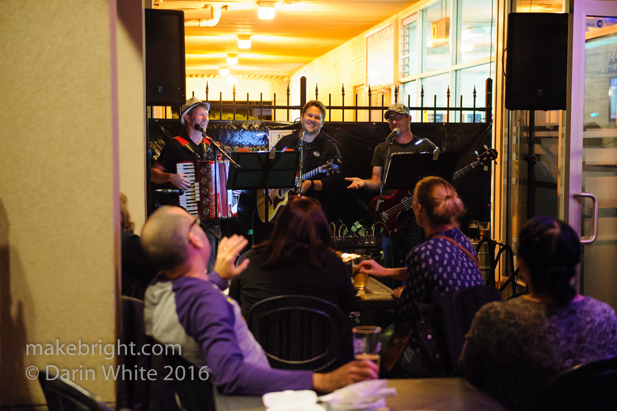 Heinz 57 and The Wailing Whippets at Strykerz 183