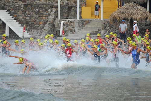Triatlon Veracruz 2012