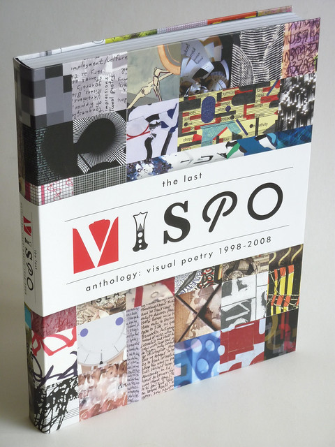 The Last Vispo Anthology: Visual Poetry 1998-2008 - front