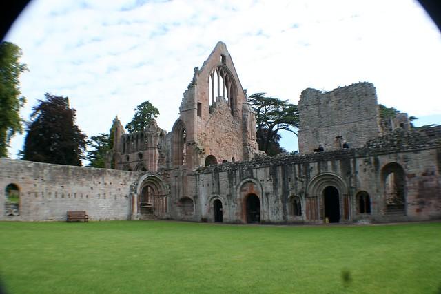 Dryburgh Abbey, Borders Region