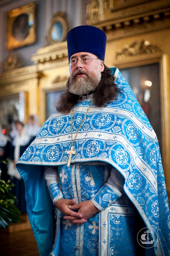 Духовник Санкт-Петербургской духовной академии