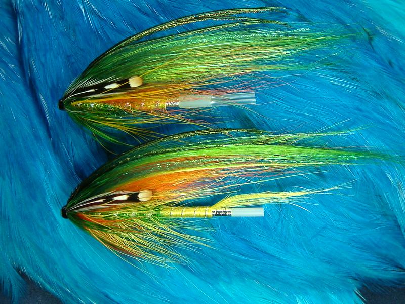 15cm Alta Green Highlander Tubes