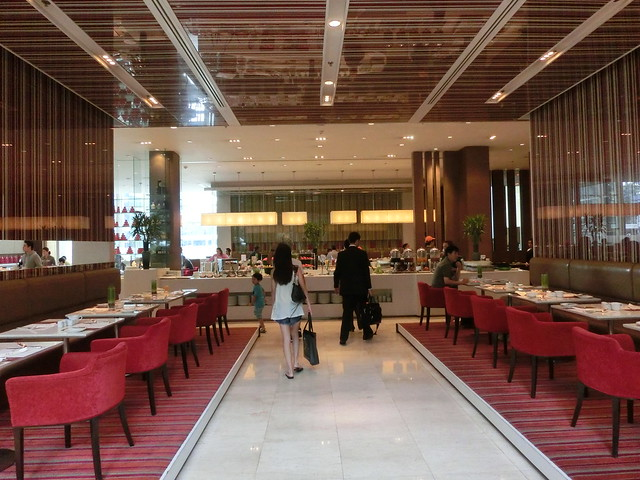Buffet Breakfast - Pullman Bangkok King Power Hotel