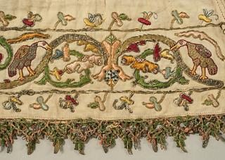 Stockings, detail