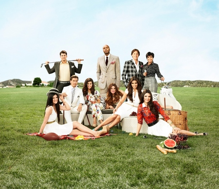 Keeping Up with the Kardashians S7 on E!