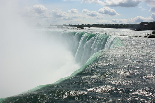 Horseshoe Falls - Niagara Falls - Ontario - Canada