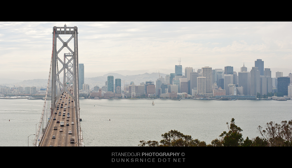 Bay Bridge Day, San Francisco.