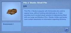 Pile o' Books Small Pile